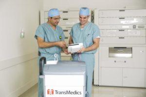 high-tech heart box