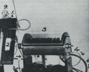Kay-Cross disc oxygenator