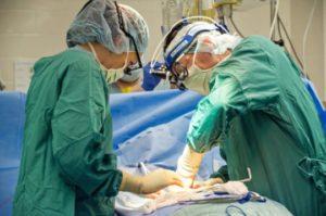 pneumonia heart surgery